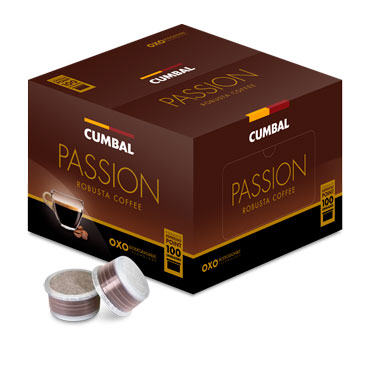 ESPRESSO POINT – PASSION – ROBUSTA